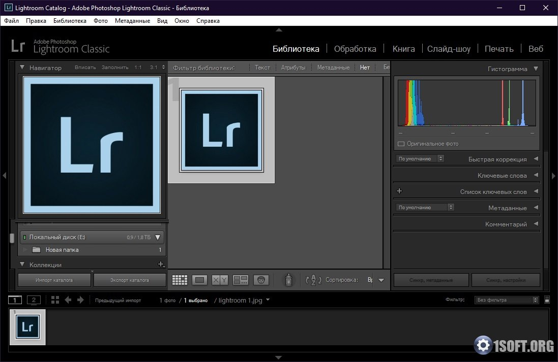 Adobe Photoshop Lightroom Classic CC 2020 9.2.0.10
