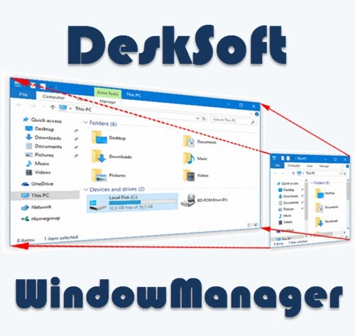 DeskSoft WindowManager 7.4.2