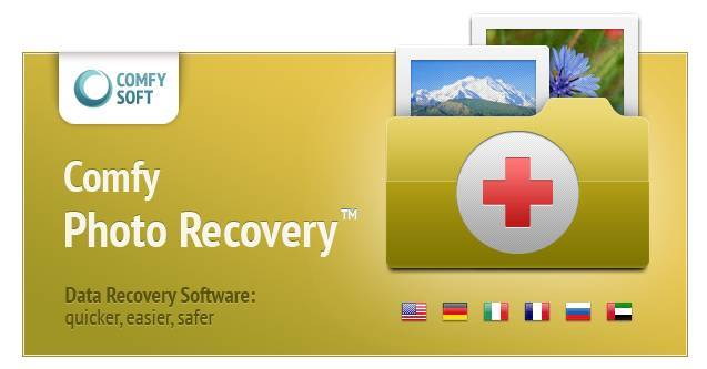 Comfy Photo Recovery 4.8