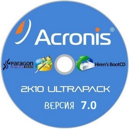 Acronis 2k10 UltraPack 7.26