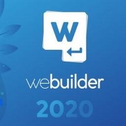 WeBuilder 2020 16.1.0.227